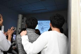 電子顕微鏡(TEM)によるウイルスの観察